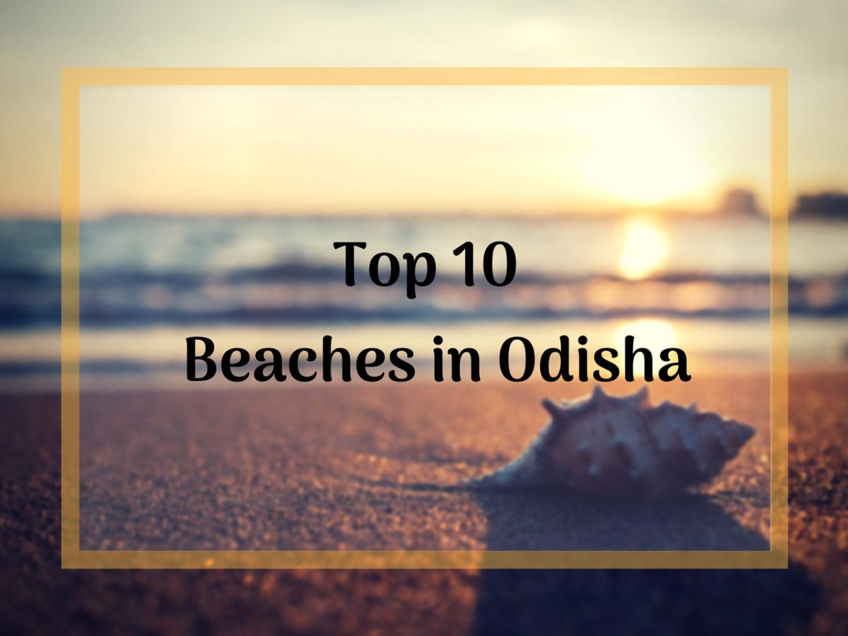 Top 10 odisha beaches