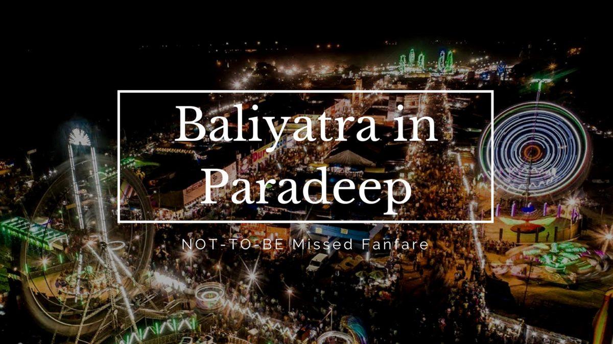 Baliyatra in Paradeep